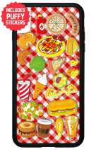 Wildflower Limited Edition Cases for iPhone Xs Max (Pizzeria with Stickers)