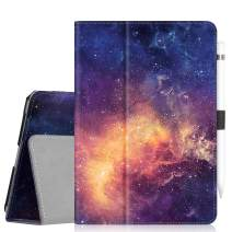 Fintie Case for iPad Mini 5 (2019) / iPad Mini 4 - [Corner Protection] PU Leather Folio Stand Cover with Pencil Holder, Auto Sleep/Wake for New iPad Mini 5th Generation/iPad Mini 4, Galaxy