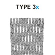 StringKing Type 3X Semi-Hard Lacrosse Mesh Piece (Assorted Colors)