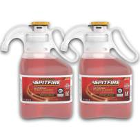 Diversey Spitfire Professional Concentrated All Purpose Power Cleaner and Degreaser, 47.3 Ounce SmartDose Bottle (2 Pack)