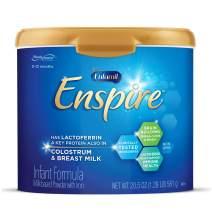 Enfamil Enspire Baby Formula Milk Powder, 20.5 Ounce, Omega 3 DHA, Probiotics, Immune & Brain Support, Pack of 1 (Packaging May Vary)