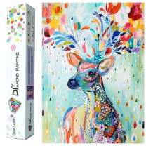 Full 5D Drill Diamonds Paintings By Number Kits Running Horse Craft Art DIY Gift