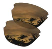 SmartVLT Men's Replacement Lenses for Oakley Frogskins Lite OO9374 Sunglass - More Options