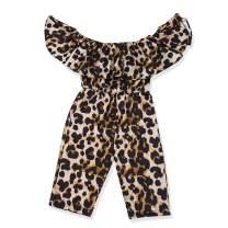 KANGKANG Toddler Baby Girl Clothes Sleeveless Bow-tie Waist Overall Romper Bodysuit Summer Short Jumpsuit