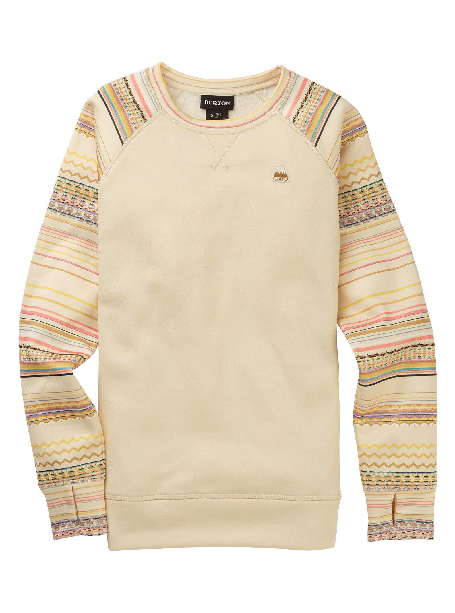 Burton Women's Oak Crew Neck Sweatshirt