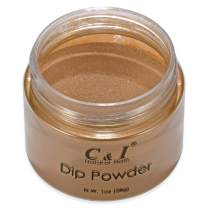 C & I Dipping Powder Caramel Color Series (Caramel-1)