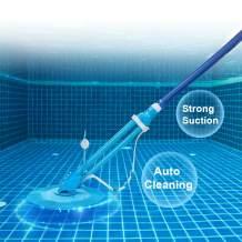 MTFY Automatic Pool Cleaner Suction Swim Pool Vacuum
