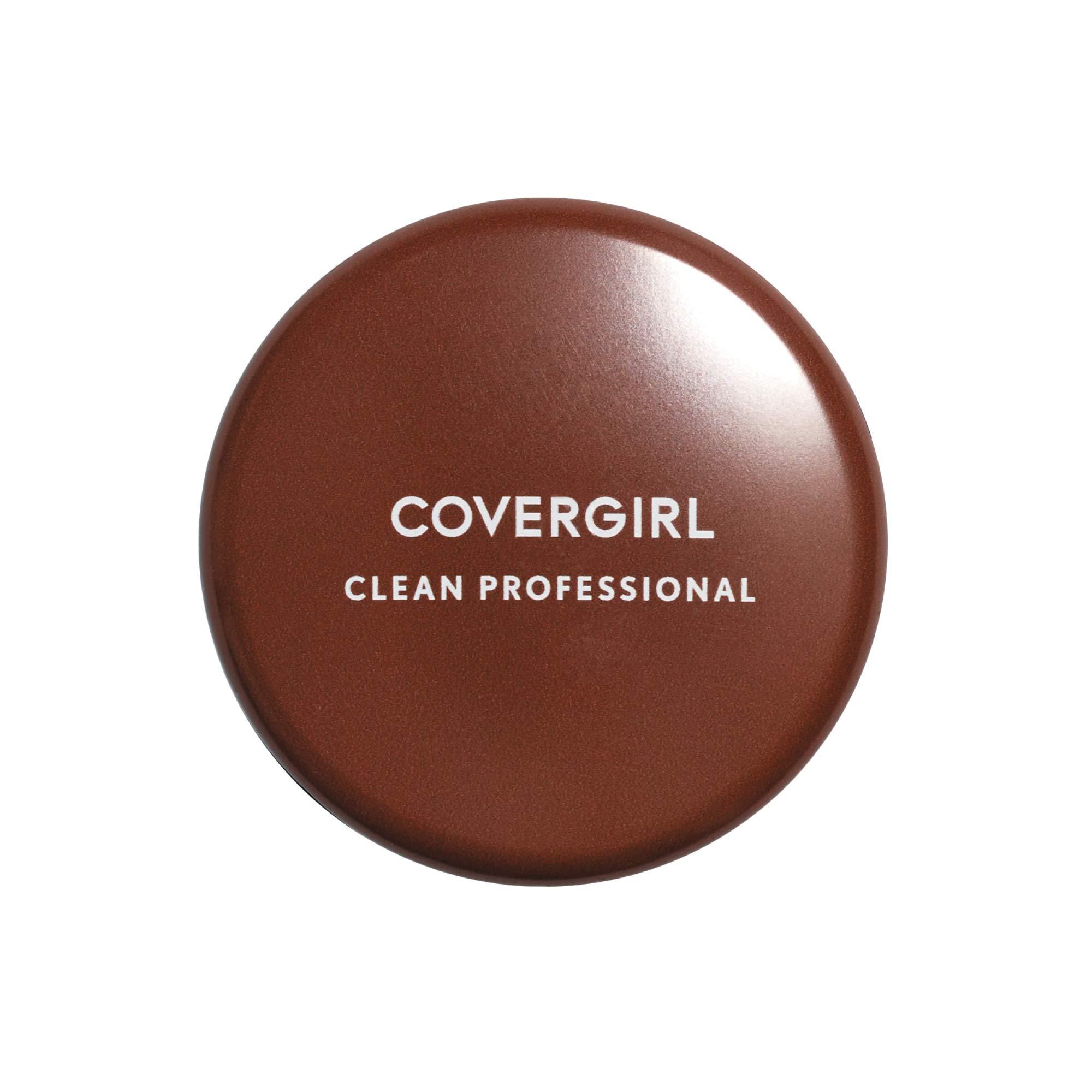 CoverGirl Professional Loose Powder, Translucent Medium [115] 0.70 oz (Pack of 2)