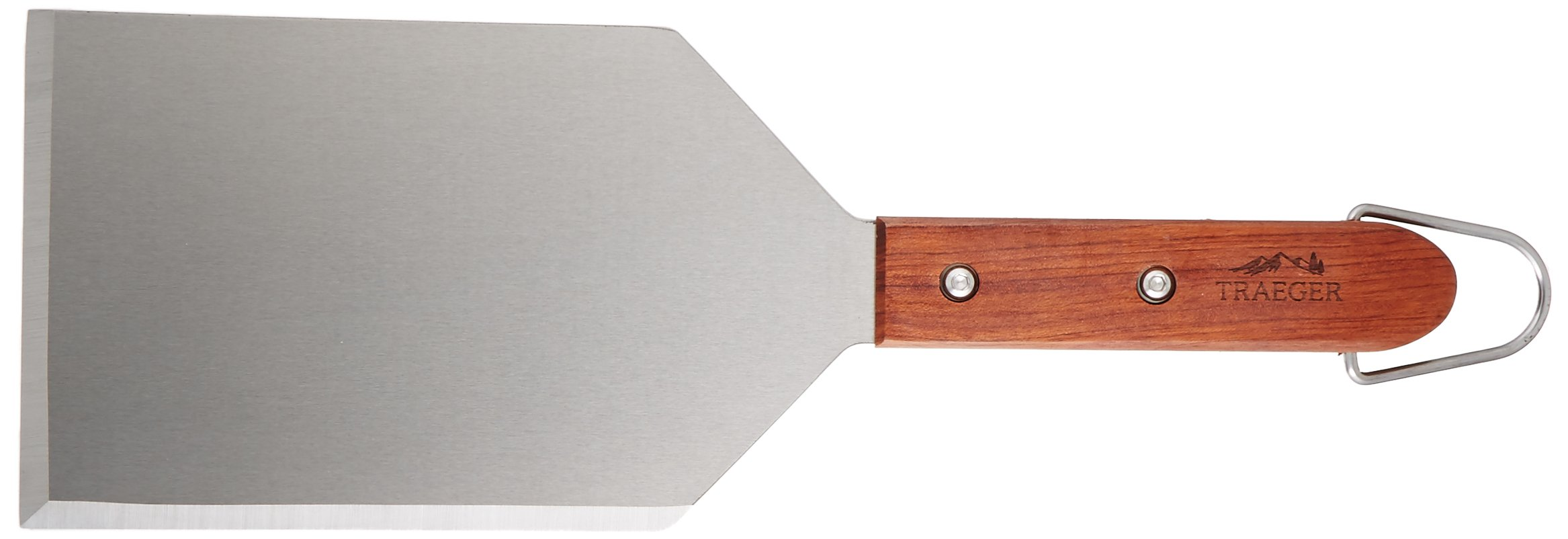 Traeger Grills BAC417 Large Meat Grill Spatula, Brown/A