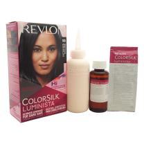 Revlon Colorsilk Luminista Haircolor, Bright Black, 1 Count