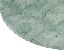 """Miles Kimball Marbled Vinyl Elasticized Table Cover 42"""" x 68"""" Oval/Oblong"""