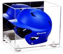 Better Display Cases Acrylic Baseball Batting Helmet Display Case