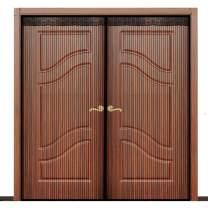 "Magnetic Screen Door, VDEALEN Door Mesh Fly Mosquito Curtain with Magnets & Full Frame Adhesive Strips,Full Frame Hook & Loop, Hands Free, Pet Friendly (Screen Door Size 73""x 80""), Black)"