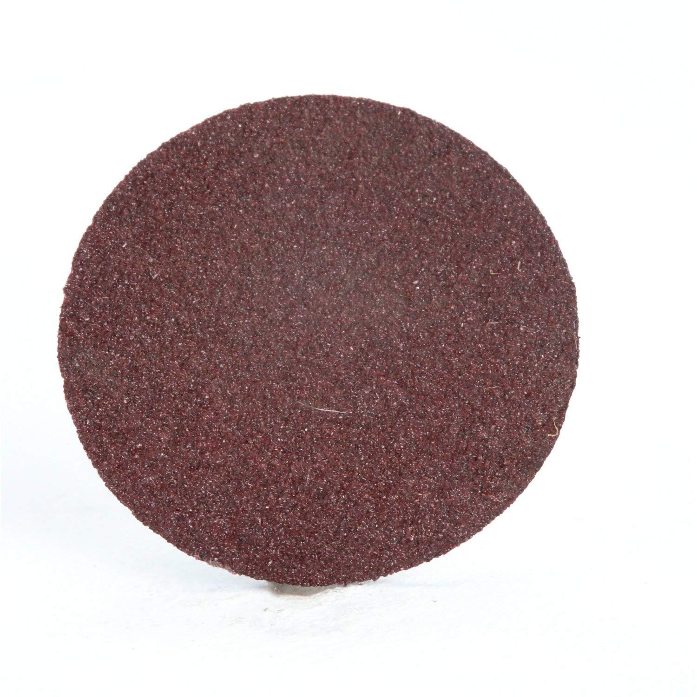 3M PSA Cloth Disc 348D, P240 X-weight, 3/4 in x NH, Die 75K