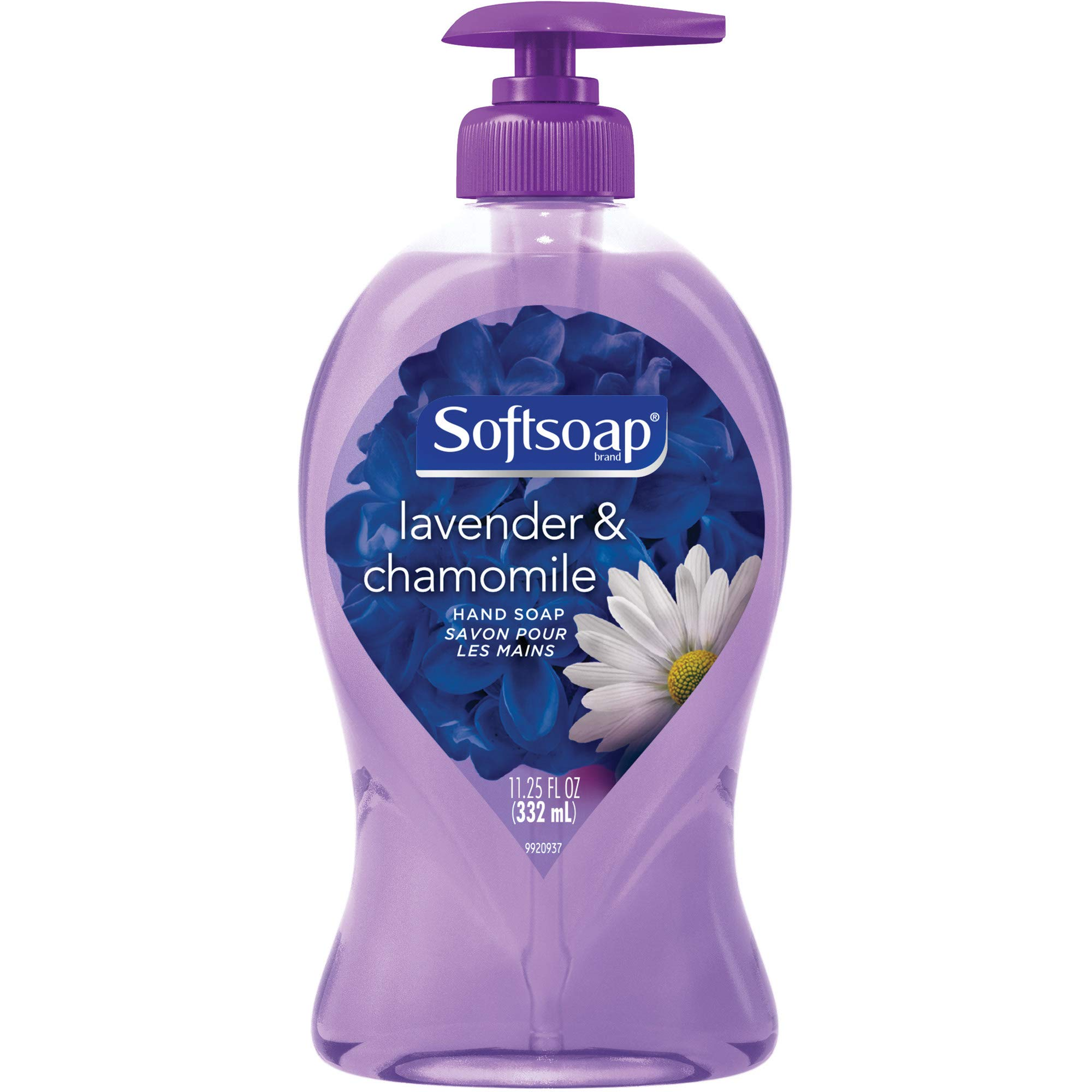 Softsoap Liquid Hand Soap, Lavender and Chamomile - 11.25 fluid ounce