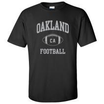 City Classic Football Arch T Shirt