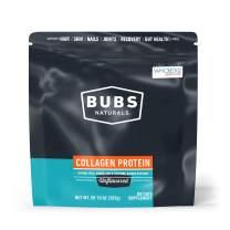 BUBS Naturals Pasture Raised Grass-Fed Collagen Peptides| 10 oz | Paleo & Keto Diet Friendly | Non - GMO | Dairy-Free Gluten-Free | Mixes Easy | Unflavored Collagen Powder |