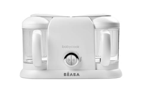 Easy Clean Aqua Sauces Compact Storage Mixer Baby Food Americana EHB-1000BL Electric Immersion Hand Blender Chopper 1-Touch Soups