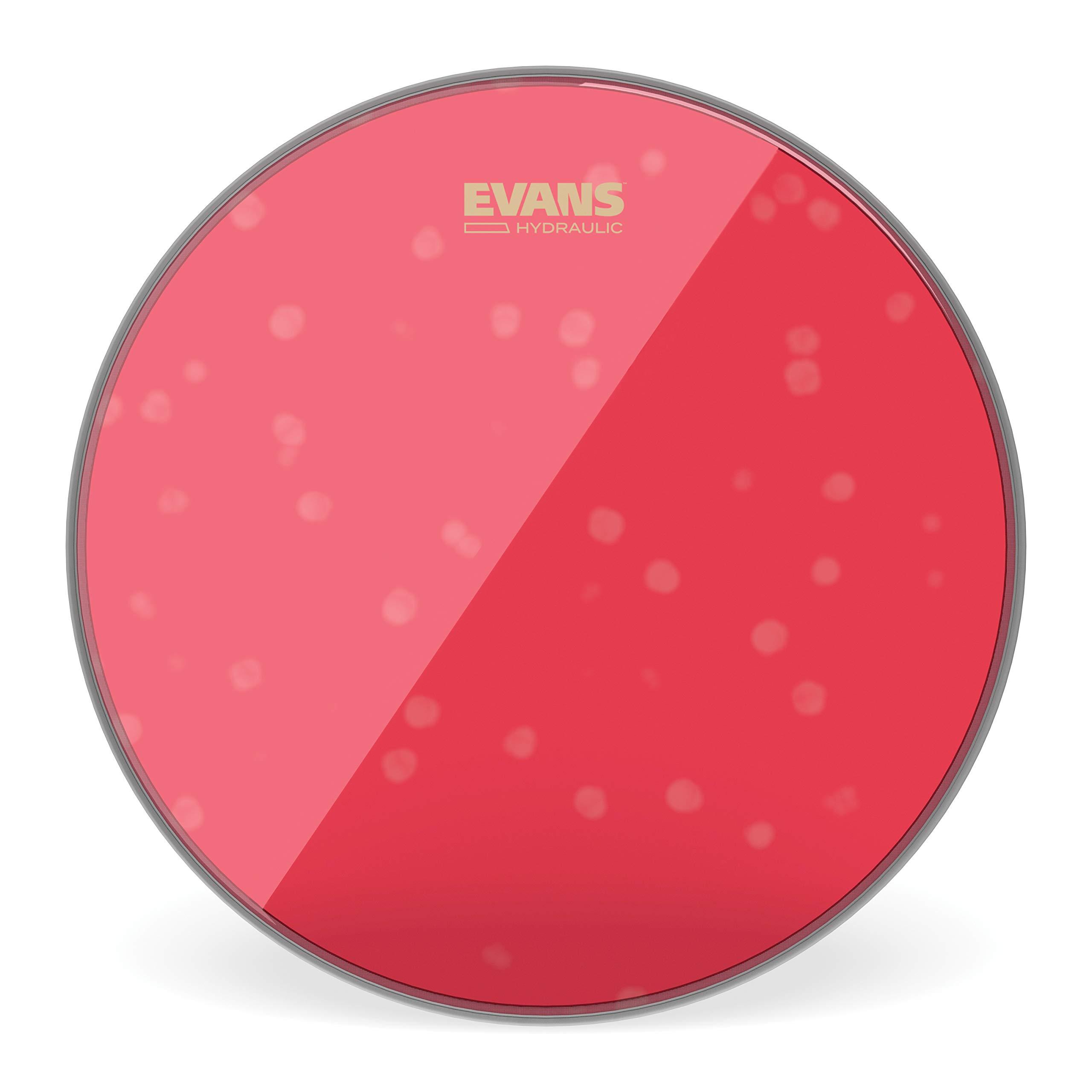 """Evans Hydraulic Red Drum Head, 15"""""""
