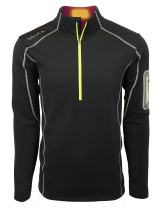 Heated Thermal Half Zip by Volt - Men's - Perfect for Warming Your Body's Core - Athletic and Stylish