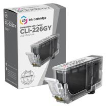 LD Compatible Ink Cartridge Replacement for Canon CLI-226GY 4550B001AA (Gray)