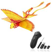 Go Go Bird Flying Toy,Mini RC Flying Bird Helicopters,Bionic Flying Bird,Mini Drone-Tech Toy,Remote Control Flying Toys,Easy Indoor Outdoor Small Flying Toys for Kids, Boys and Girls