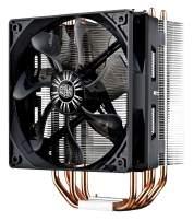 Cooler Master Hyper 212 Evo CPU Cooler w/ 4 Continuous Direct Contact Heatpipes, 120mm PWM Fan, Aluminum Fins, Intel LGA1151, AMD AM4/Ryzen