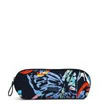 Vera Bradley Women's Signature Cotton Brush & Pencil Cosmetic Case