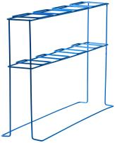 Bel-Art Poxygrid Imhoff Cone Rack; 4 Places, 22³⁄₄ x 6³⁄₄ x 16 in. (F38993-0004)