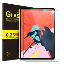 IVSO Screen Protector for ipad pro 11, 9H Hardness HD Clear Tempered Glass Screen Protector for Apple iPad Pro 11 2018