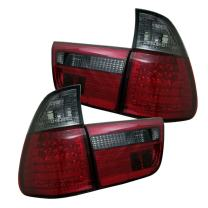 Spyder Auto ALT-YD-BE5300-LED-RS Red Smoke LED Tail Light