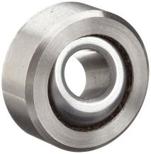 """Boston Gear LHSSE8 Self-Aligning Ball Bearing, Spherical, Precision, 0.500"""" Bore, Stainless Steel"""