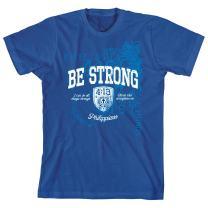 Christian T-Shirt - Be Strong (Medium)