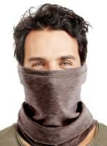 ROWILUX Balaclava Face Masks Motorcycle Neck Warmer Gaiter Hoods Cold Winter