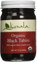 Kevala Organic Black Sesame Tahini, 3 Count