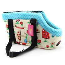 DOGGYZSTYLE Portable Small Medium Pet Dog Puppy Cat Travel Outdoor Carrier Carry Tote Bag Handbag Purse