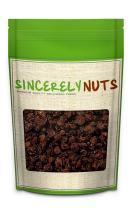 Sincerely Nuts Organic Black Raisins 3 LB