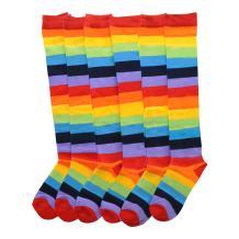 Angelina Novelty Assorted KNEE HIGH Socks
