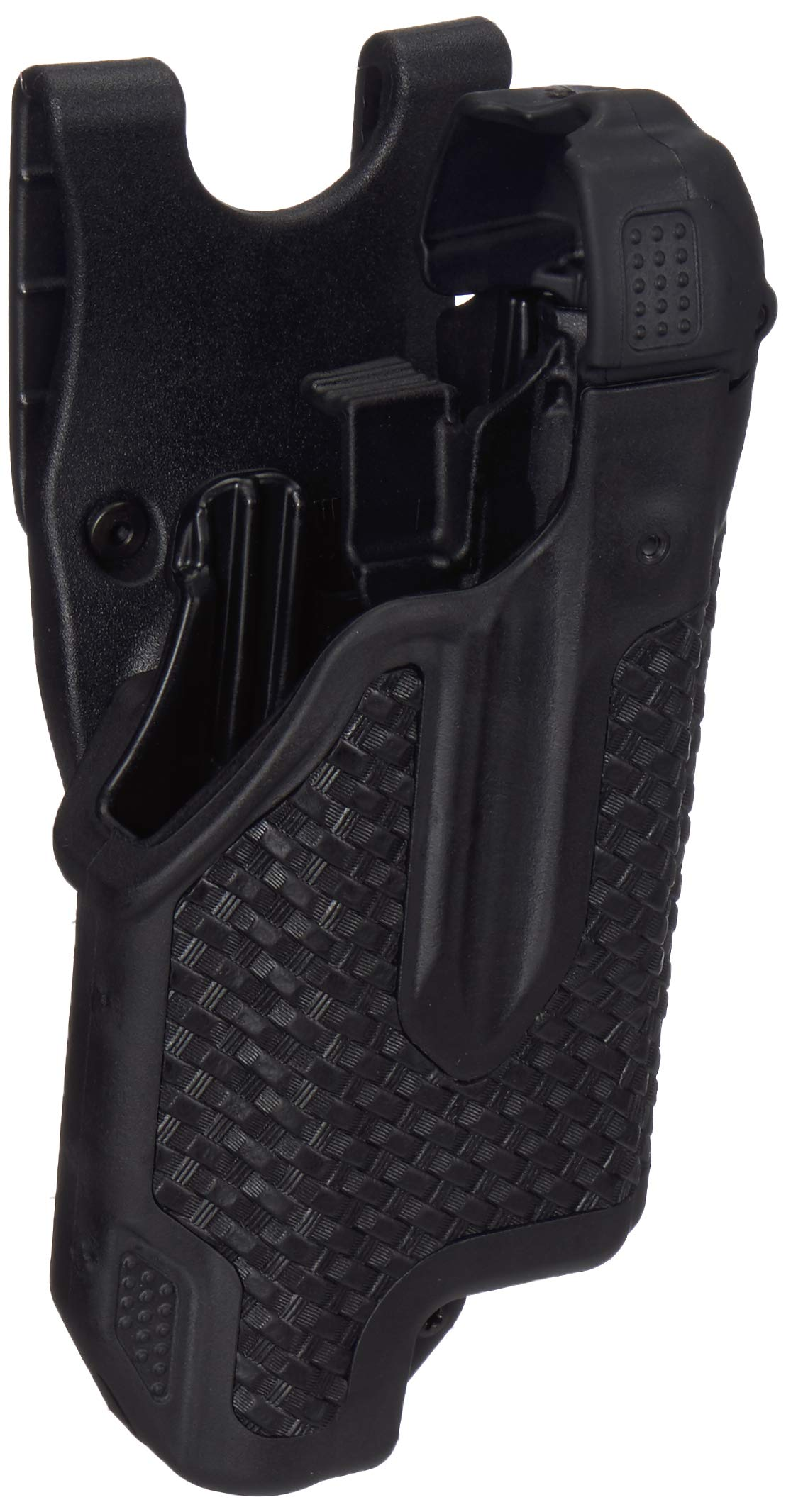 BLACKHAWK EPOCH Level 3 Light Bearing Duty Holster- Basketweave Finish
