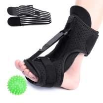 CHARMINER Plantar Fasciitis Night Splint Foot Drop Orthotic Brace