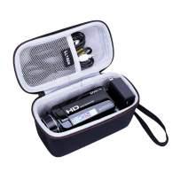 LTGEM EVA Hard Case for Video Camera Camcorder SOSUN HD 1080P Camera Recorder - Travel Protective Carrying Storage Bag