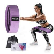 Vdealen Resistance Bands for Legs and Butt,Hip Bands Booty Bands Wide Workout Bands Resistance Loop Bands Anti Slip Circle Fitness Band Elastic Sports Bands