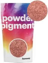 Hemway | Metallic Sparkle Burnt Orange Pigment Powder - 50g