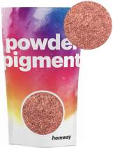 Hemway | Burnt Orange Metallic Pigment Powder - 100g