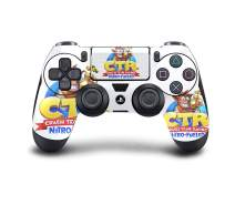 DreamController Custom Skin Designs Dual Shock Wireless Controller for Playstation 4 / Playstation 4 Pro/Windows 10 PC or Laptop - Custom PS4 Controller Soft Touch Feel