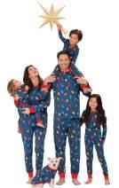 PajamaGram Matching Family Christmas Pajamas - Matching Christmas PJs for Family