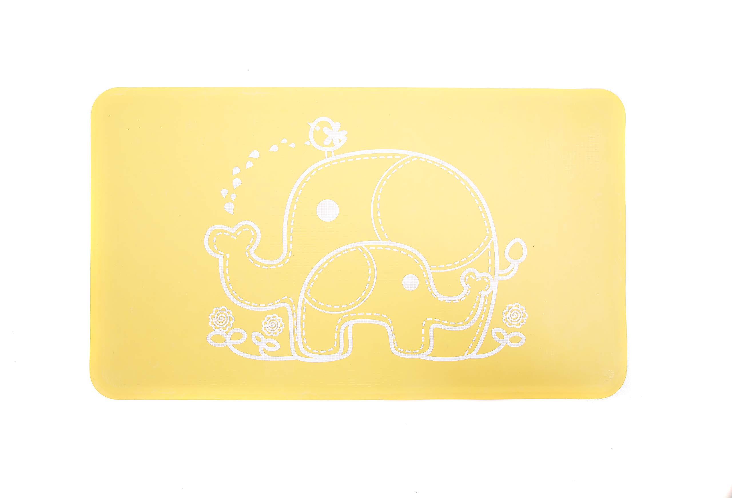 Salinka Natural Rubber Anti Slip Baby Bath Mat