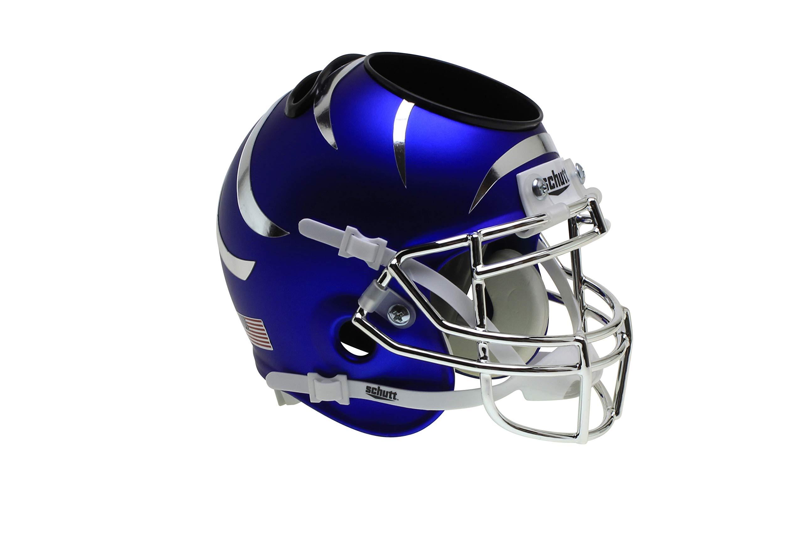 Schutt NCAA Memphis Tigers Football Helmet Desk Caddy