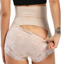 Lace High Waist Shapewear Underwear Tummy Control Panties Shaper Brief Shaping Girdles Butt Lifter