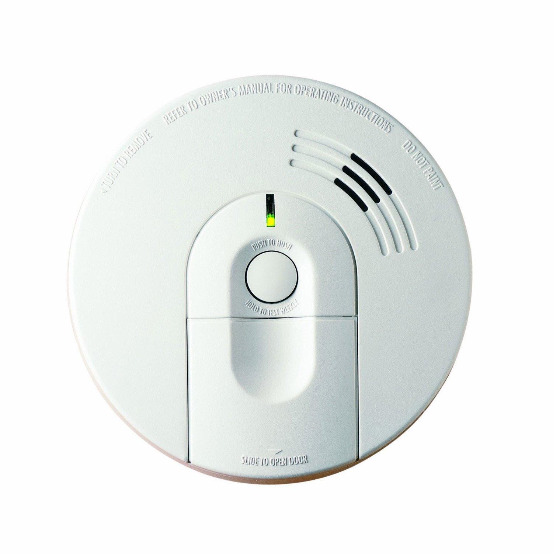 Kidde i4618 Firex Hardwire Ionization Smoke Detector with Battery Backup (6 Pack)